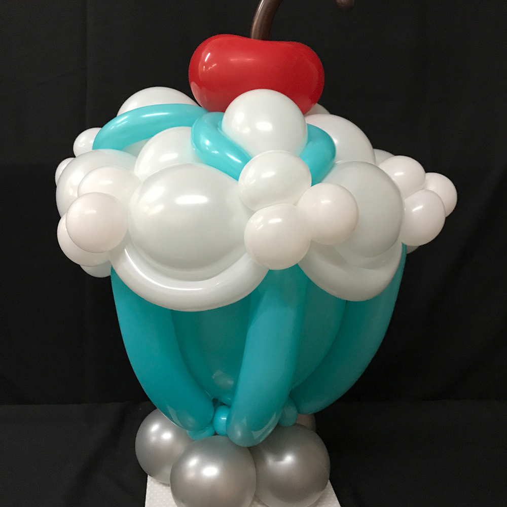 Sundae with Cherry on top